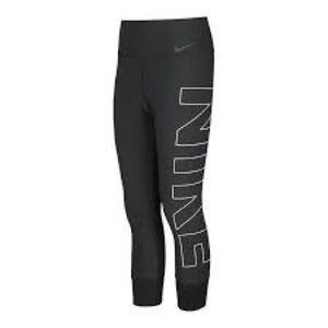 Nike Power Legend Training Crop Tights leggings XS